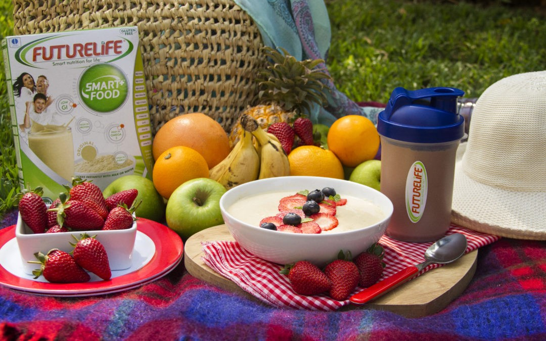 Fueling Up For Exercise with FUTURELIFE®